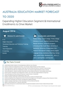 Australia Primary, Higher Education Market
